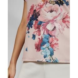 Photo of T-shirt Mit Raspberry Ripple-print Ted BakerTed Baker