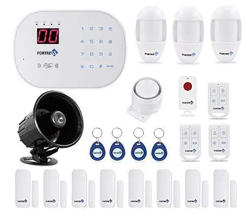 Compatible With Alexa App Controlled Updated Wifi Best Offer Home Garden And Tools Shop Ineedthebestoffer Com Wireless Home Security Diy Home Security Wireless Home Security Systems
