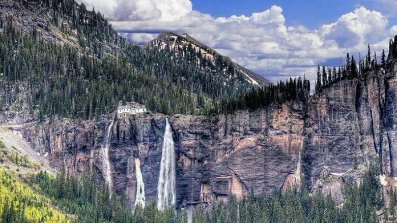 Waterfalls in Colorado