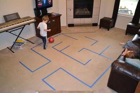 Más de 50 juegos para hacer en casa con los niños | Juegos para ...