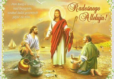 Znalezione obrazy dla zapytania zmartwychwstanie pana jezusa kartka