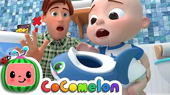 Potty Training Song Cocomelon Nursery Rhymes Kids Songs Potty Training Songs Kids Nursery Rhymes Kids Songs