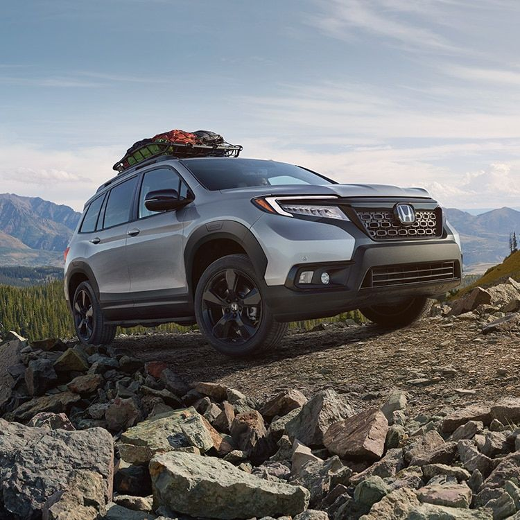 2019 Honda Passport AllNew Rugged Midsize SUV Honda
