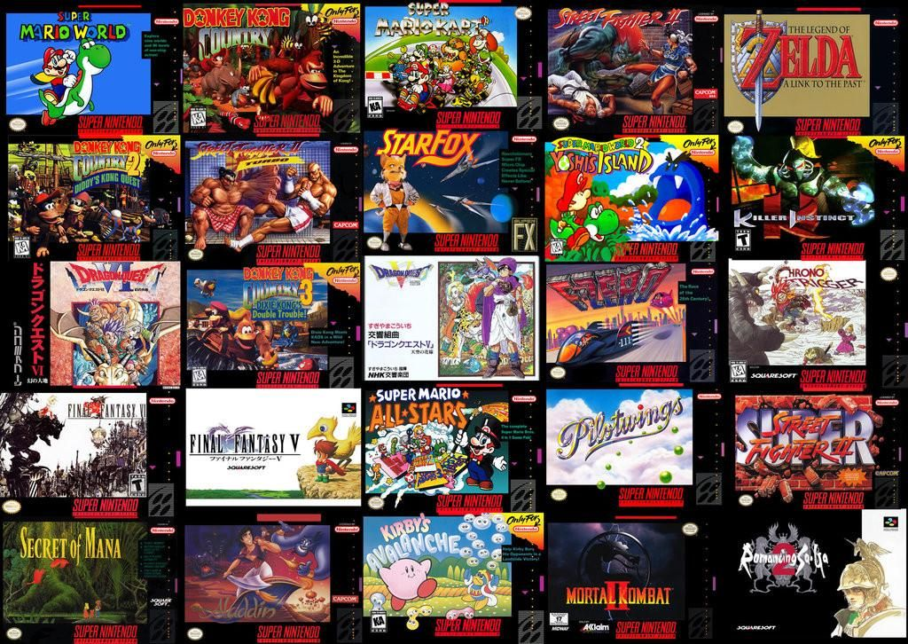 The best selling SNES games of all time  Check out number 1  Any     The best selling SNES games of all time  Check out number 1  Any surprise    SNES  RetroGames  RetroGaming  Nintendo