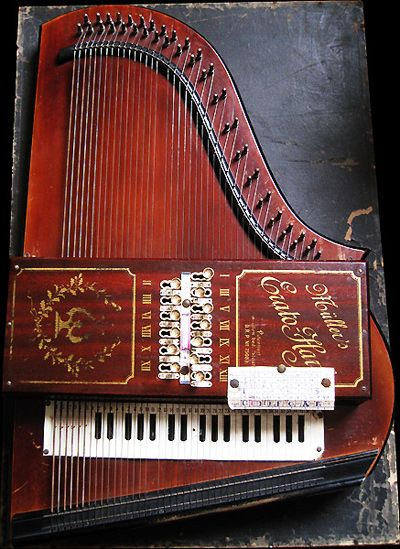 Autoharp Variant High Levels Of Awesome Are Emanating
