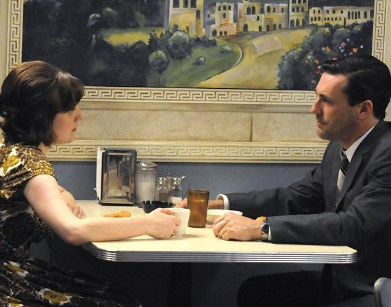 """The Suitcase"" episode of Mad Men.  Jon Hamm and Elisabeth Moss both should have submitted this episode for Emmy consideration."
