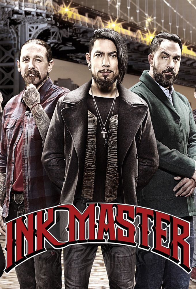 Pin by bram tv on Ink Master S11E07 Season 11 Episode 7