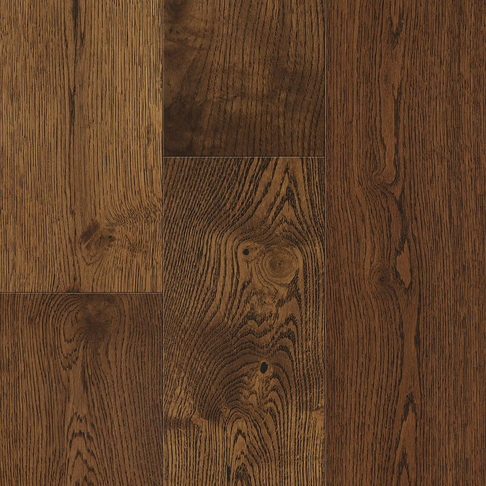 Waterproof Flooring Gingerbread Oak