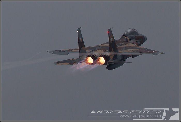 Japanese Air Self Defence Force McDonnell Douglas F-15(D)J Eagle.
