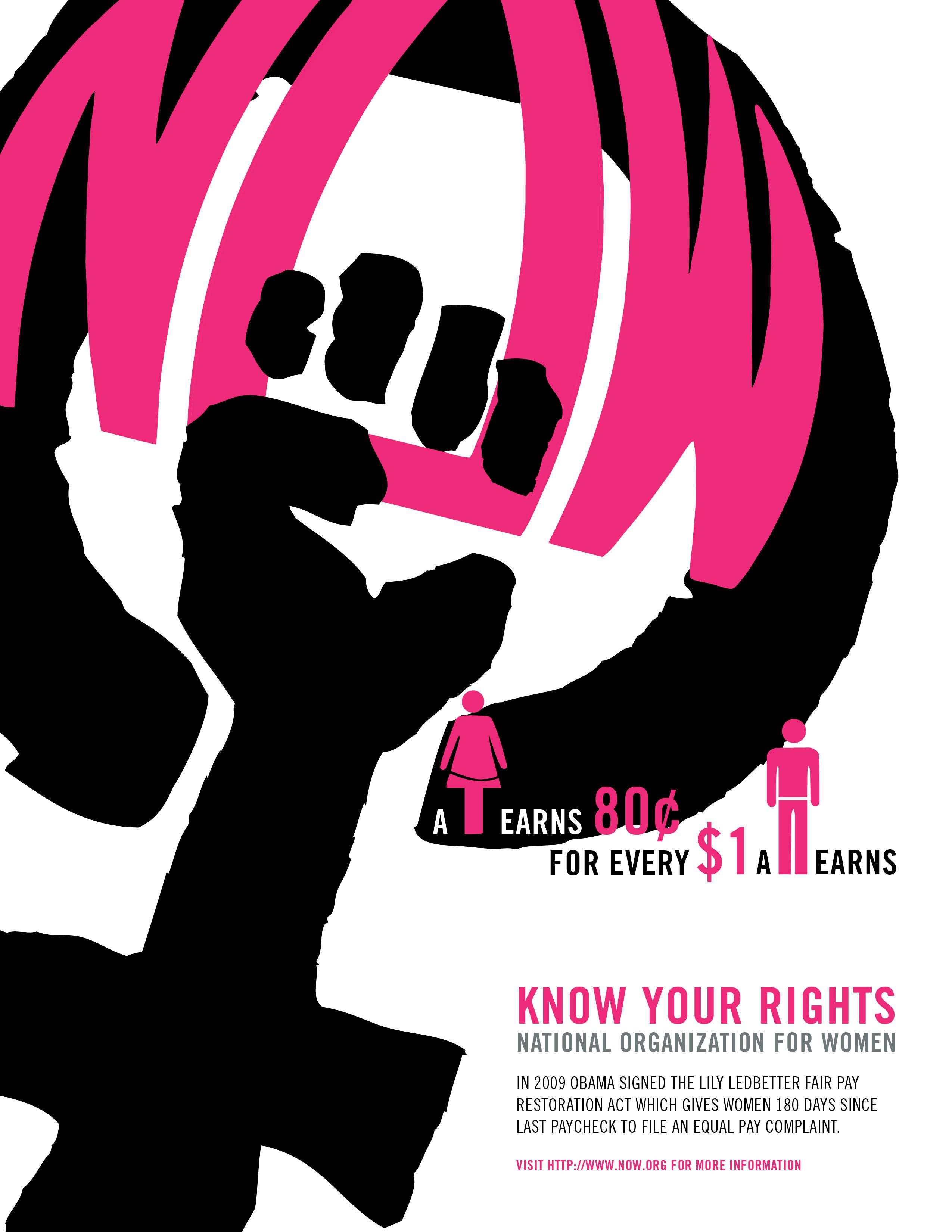 NOW Ad 1 - Women's rights campaign targeted toward young women in ...