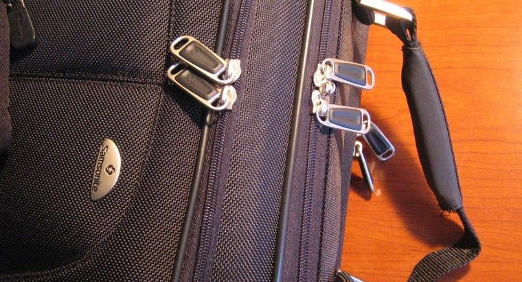 How Do You Reset a Samsonite Luggage Combination Lock