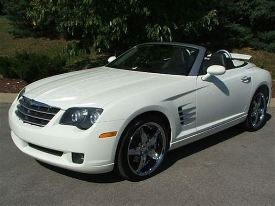 If Only My Sweet Little Crossfire Were A Convertible With