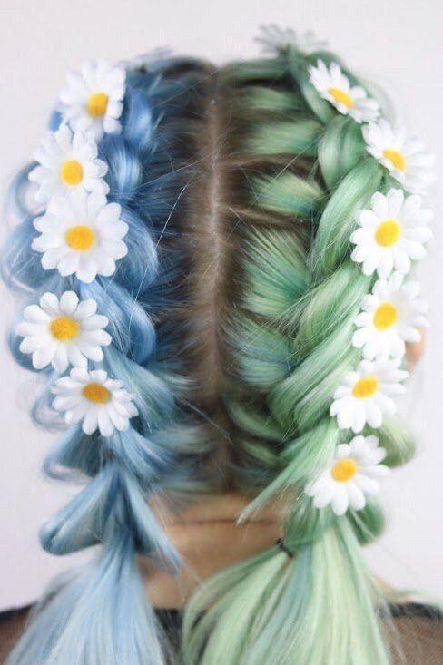 33 ideias de cabelo colorido – como cuidar de cabelo colorido, mascara hidratante para cabelos