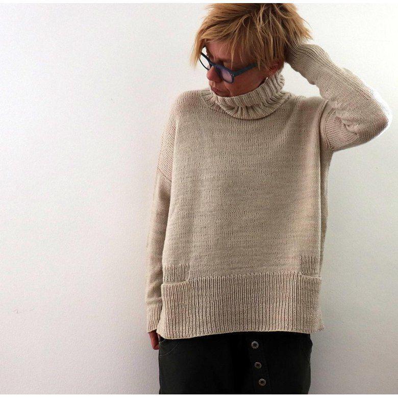 Photo of Yana lite Knitting pattern by Isabell Kraemer