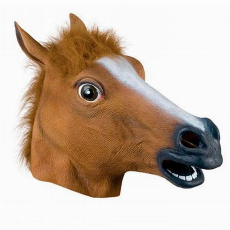Horse Head Halloween Mask Horse Mask Horse Head Mask Horses