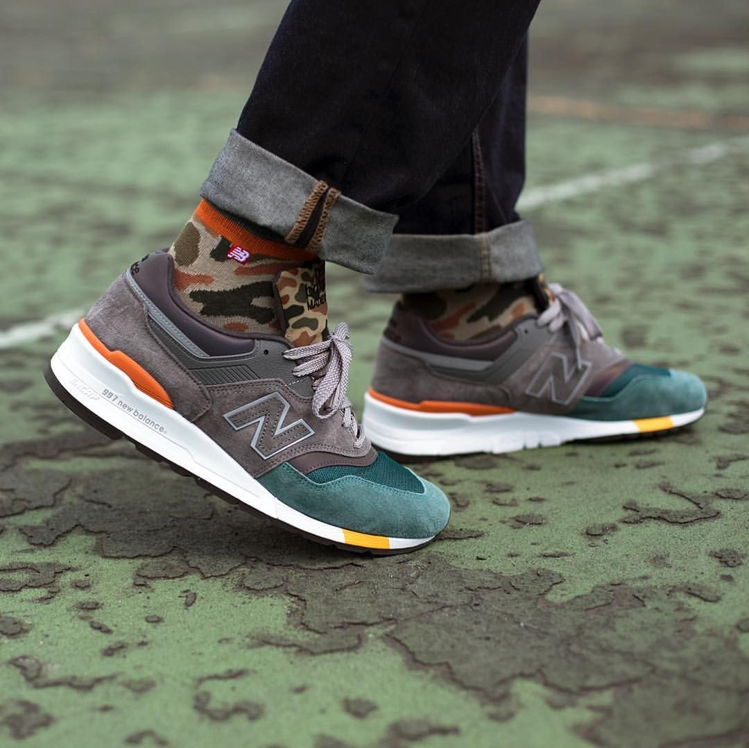 1a9cf0c1a39 New Balance 997 | kickin' it | Shoes, Sports shoes for girls, Shoes ...