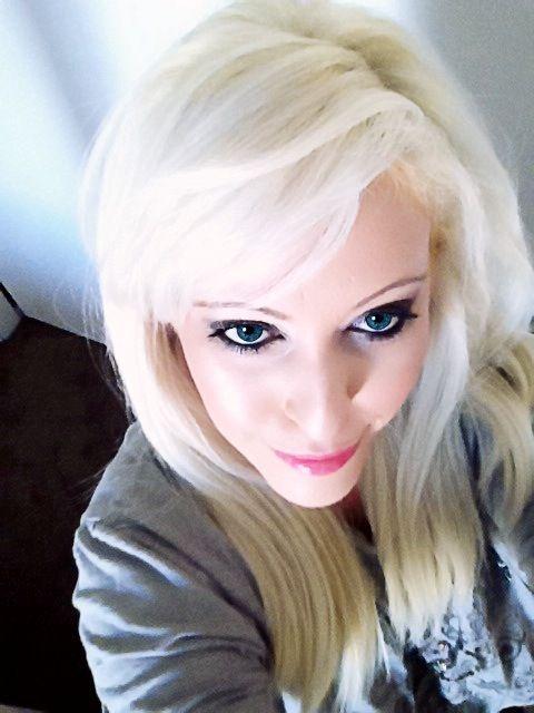 My Platinum Hair After Quick Blue Bleach Sexy Hair Hair