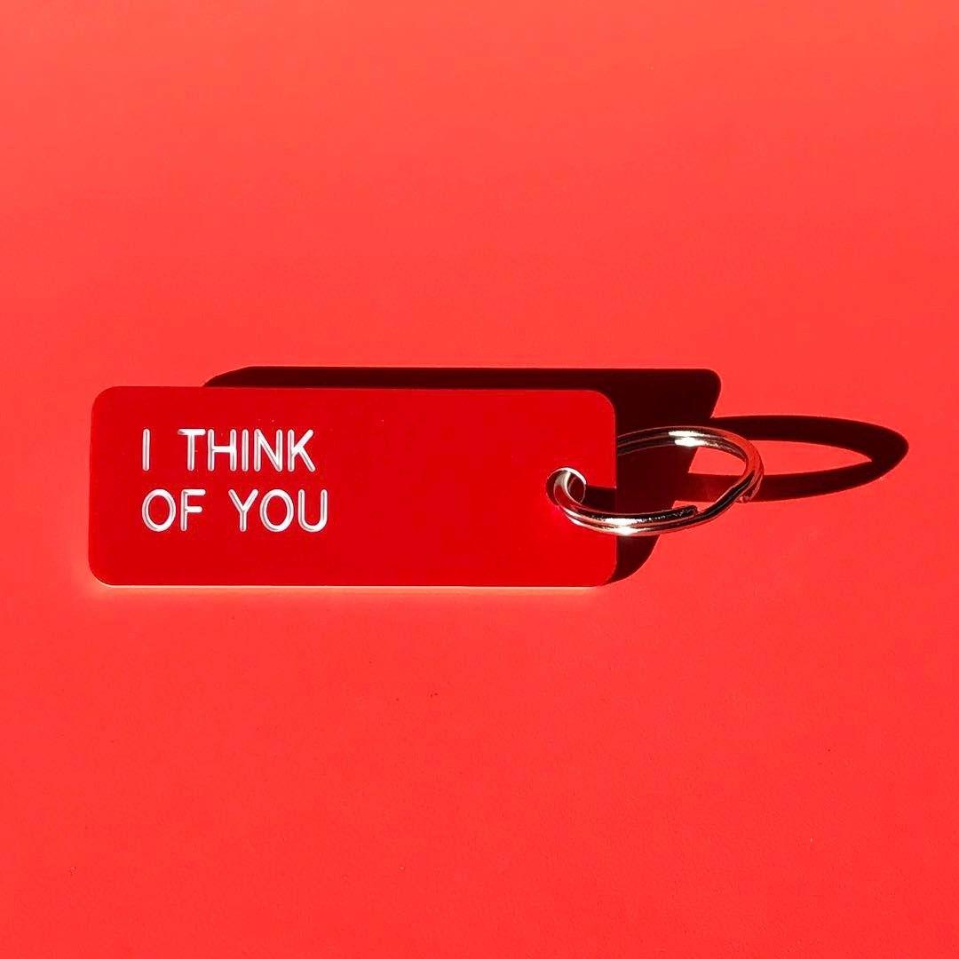 #justthinking #makeitpersonal #customkeytag #variouskeytags
