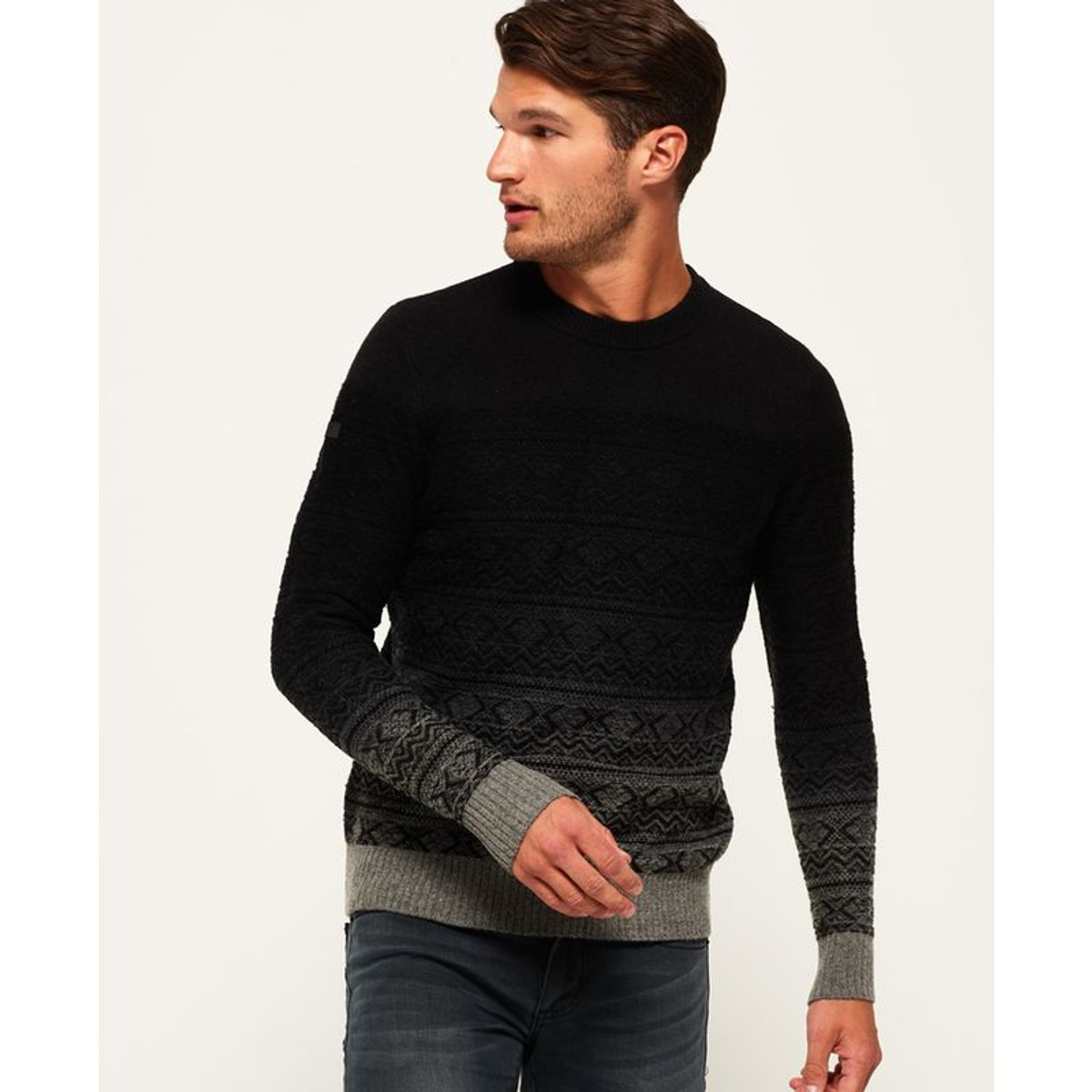 Pull À Col Rond Maribo Taille : L;XL | Pulls, Pull homme