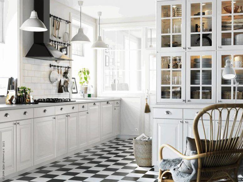 Best Kitchen Marble Checkerboard Floor Light Blue Wooden 640 x 480