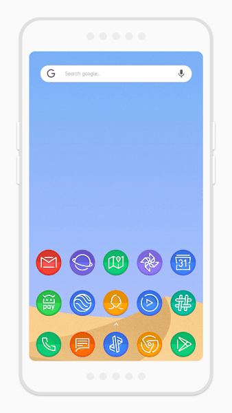 Dream Score ~ S8/Note8 Icon Pack v2 2 0 i a t [Patched]Requirements