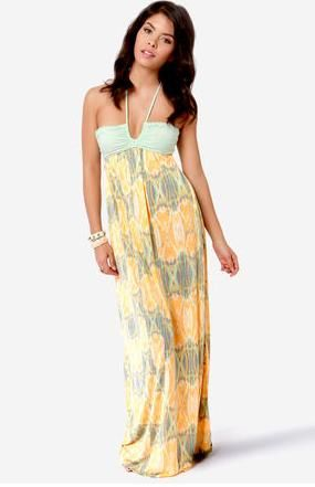 Images of Cute Maxi Dresses - Reikian