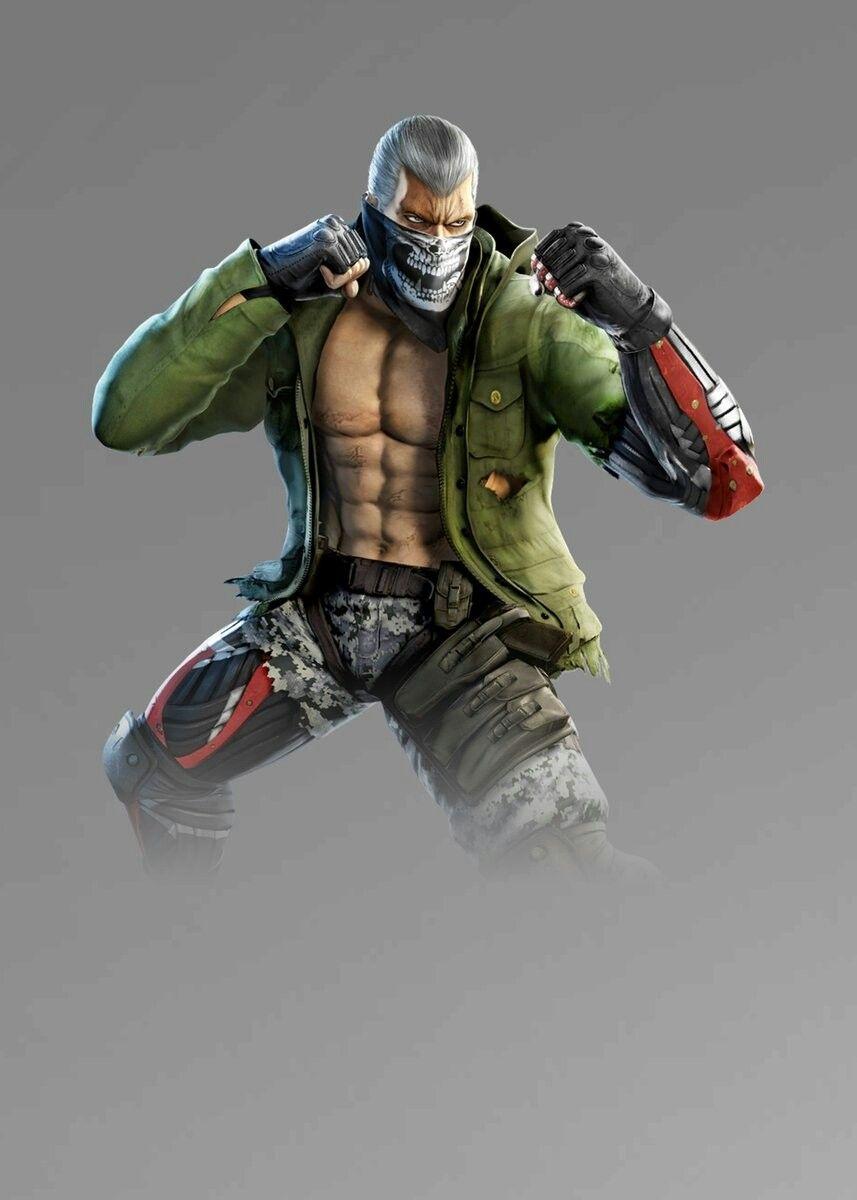 Bryan Fury Tekken Mobile Bryan Fury Fury Bryan