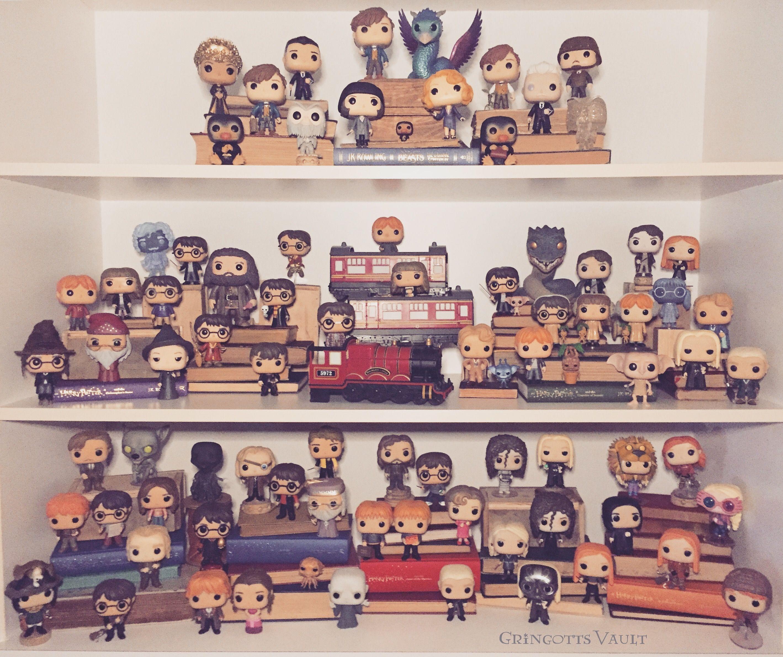 Funko Pops Harry Potter Funko Pop Collection Harry Potter Pop Harry Potter Funko Pop