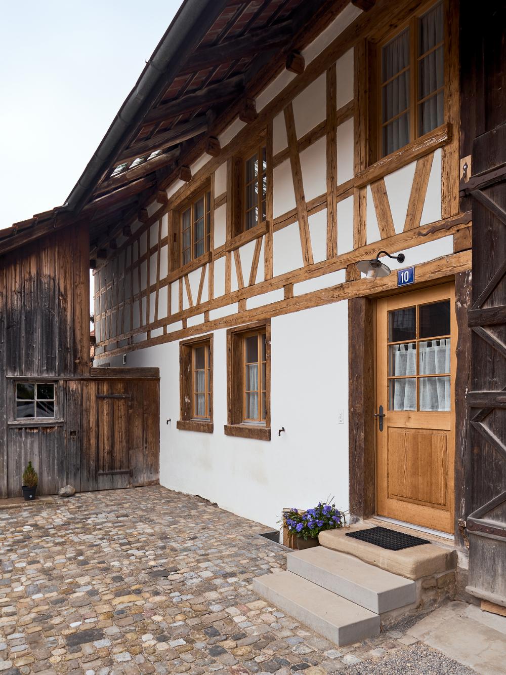 Umbau Bauernhaus häberli heinzer steiger architekten   Bauernhaus ...