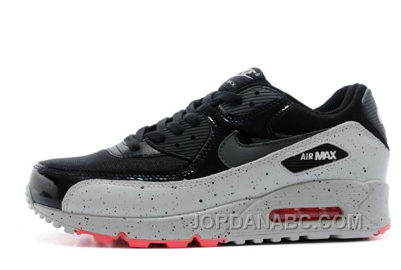 Buy Men's Sneakers NK Air Max 90 Prm Tape Black / Gray / Red For Spring  from Reliable Men's Sneakers NK Air Max 90 Prm Tape Black / Gray / Red For  ...