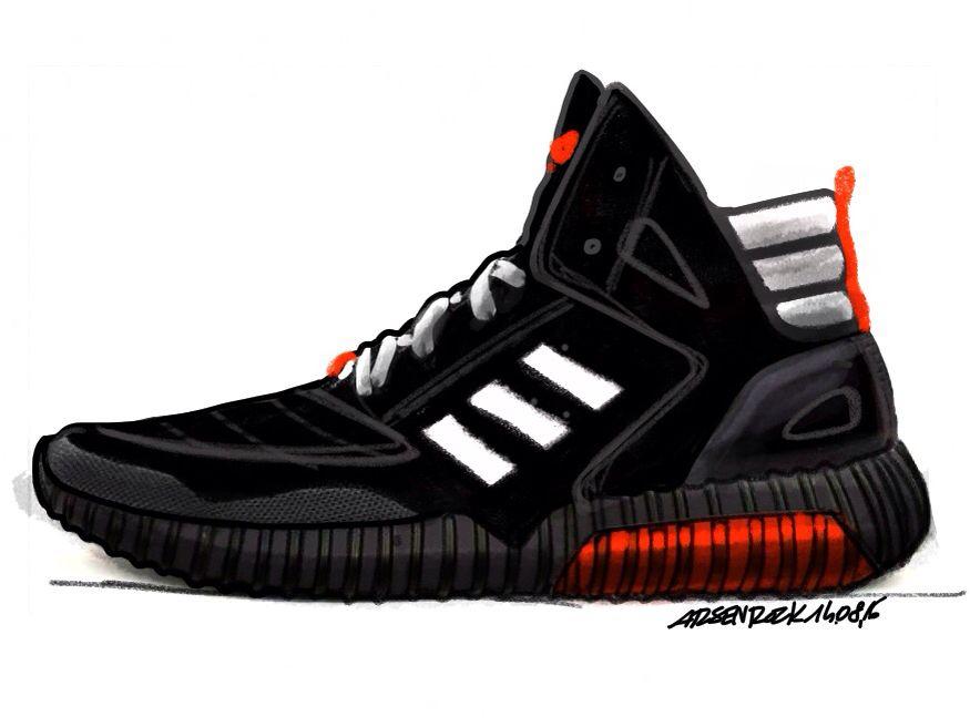 #arsenrock #adidas #mars #boots #yeezy #design #drawing #footwear