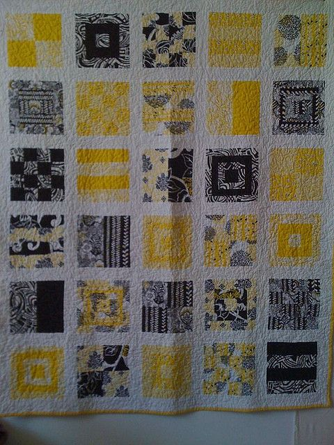 Finished Sampler Quilts Patch Quilt Machine Quilting