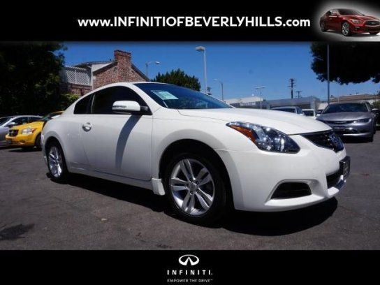 Coupe, 2013 Nissan Altima 2.5 S Coupe with 2 Door in