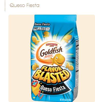 Pepperidge Farm® - Flavor Blasted® Quesadilla Goldfish®