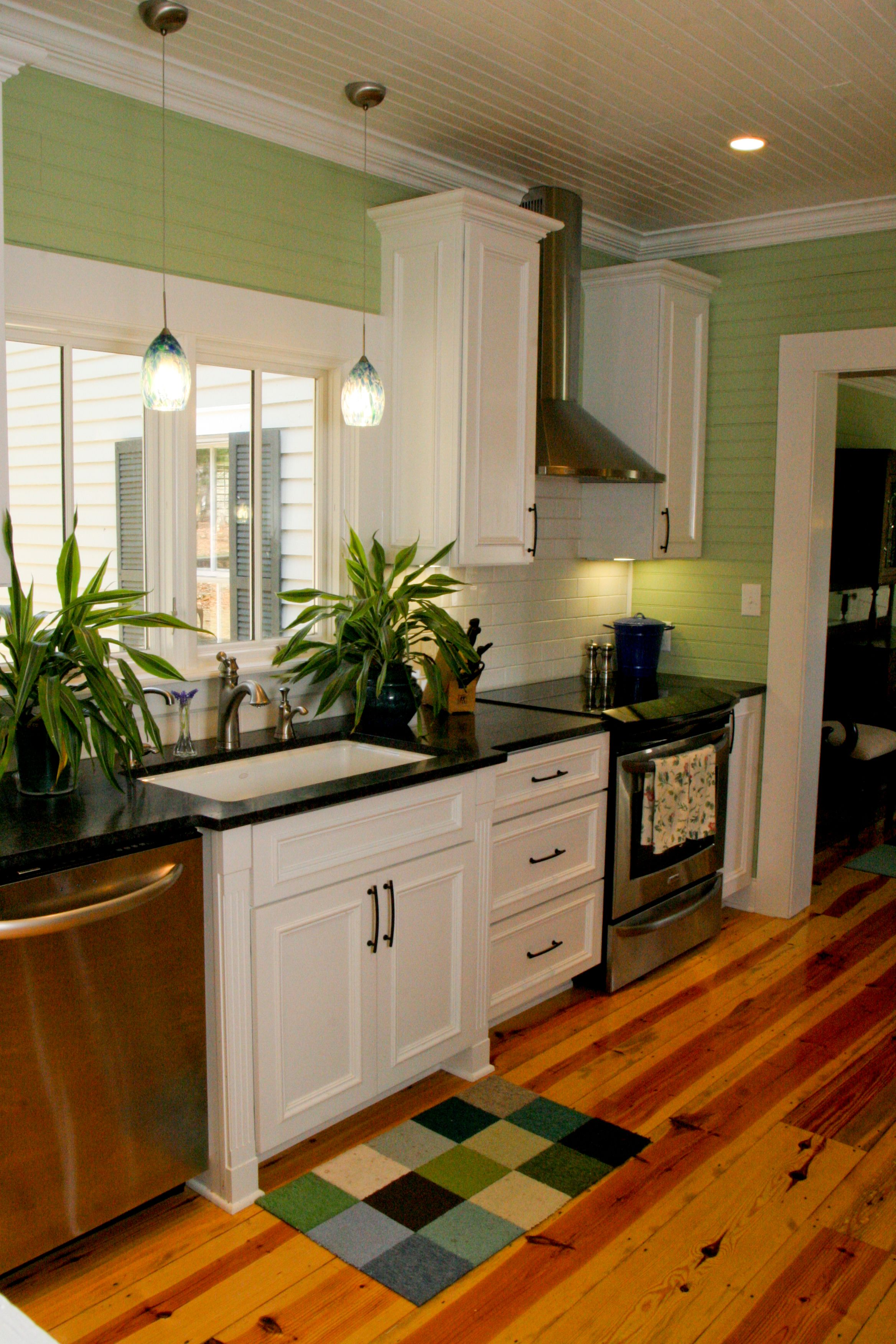 1890s Farmhouse Kitchen Remodel, Forsyth County, NC