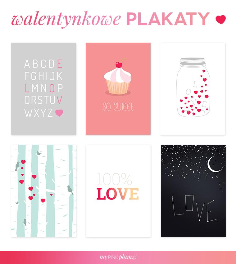 Darmowe Walentynkowe Grafiki Do Pobrania I Wydrukowania