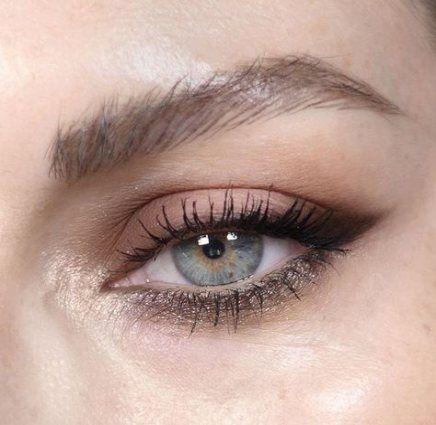 Make-up Hochzeit natürliche braune Augenbrauen 50+ Ideen   – Makeup ✨