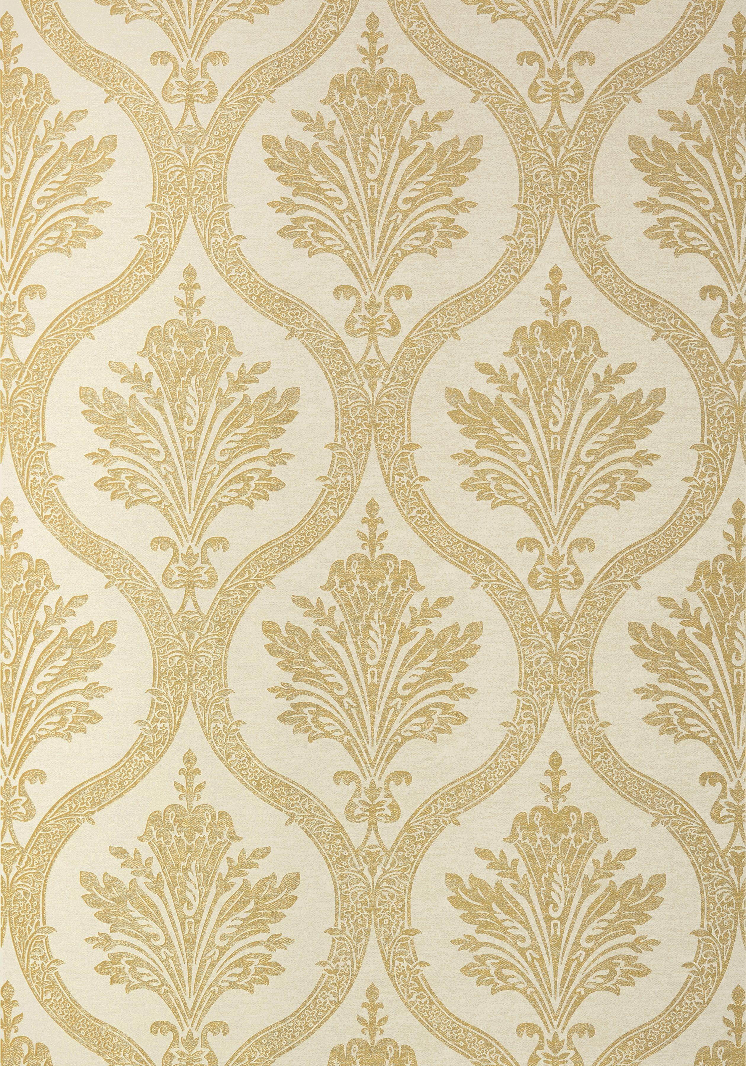 CLESSIDRA, Metallic Gold on Cream, T89159, Collection