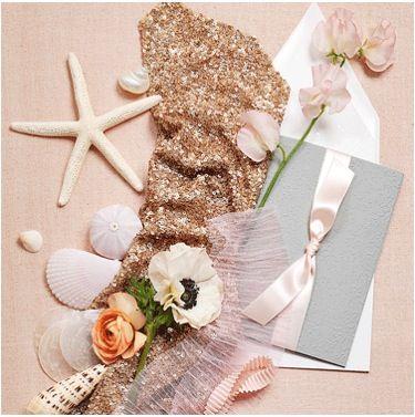 Brides Live Wedding: Beach Chic AaB Creates