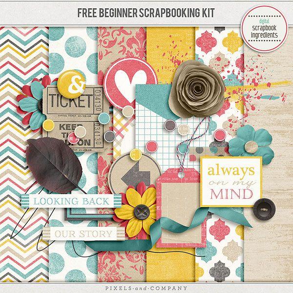Digital Scrapbook For Beginners Digital Scrapbooking Ideas