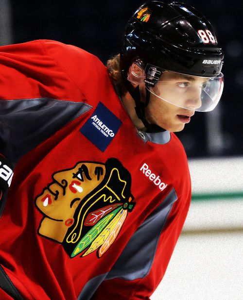 Patrick Kane ..... one of our Hawk's amazing players RP by splashtablet.com, the cool iPad for showering with your tablet ;)