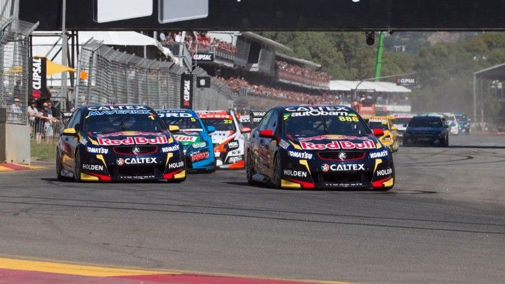 Fast Facts Clipsal 500 1 Red Bull Racing Australia S Jamie Whincup Starts The Hunt In Adelaide For An Unpreceden Super Cars Fast Facts V8 Supercars