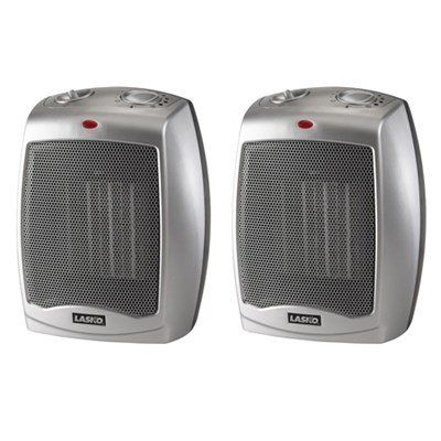 Good Lasko Ceramic Heater With Adjustable Thermostat 754200