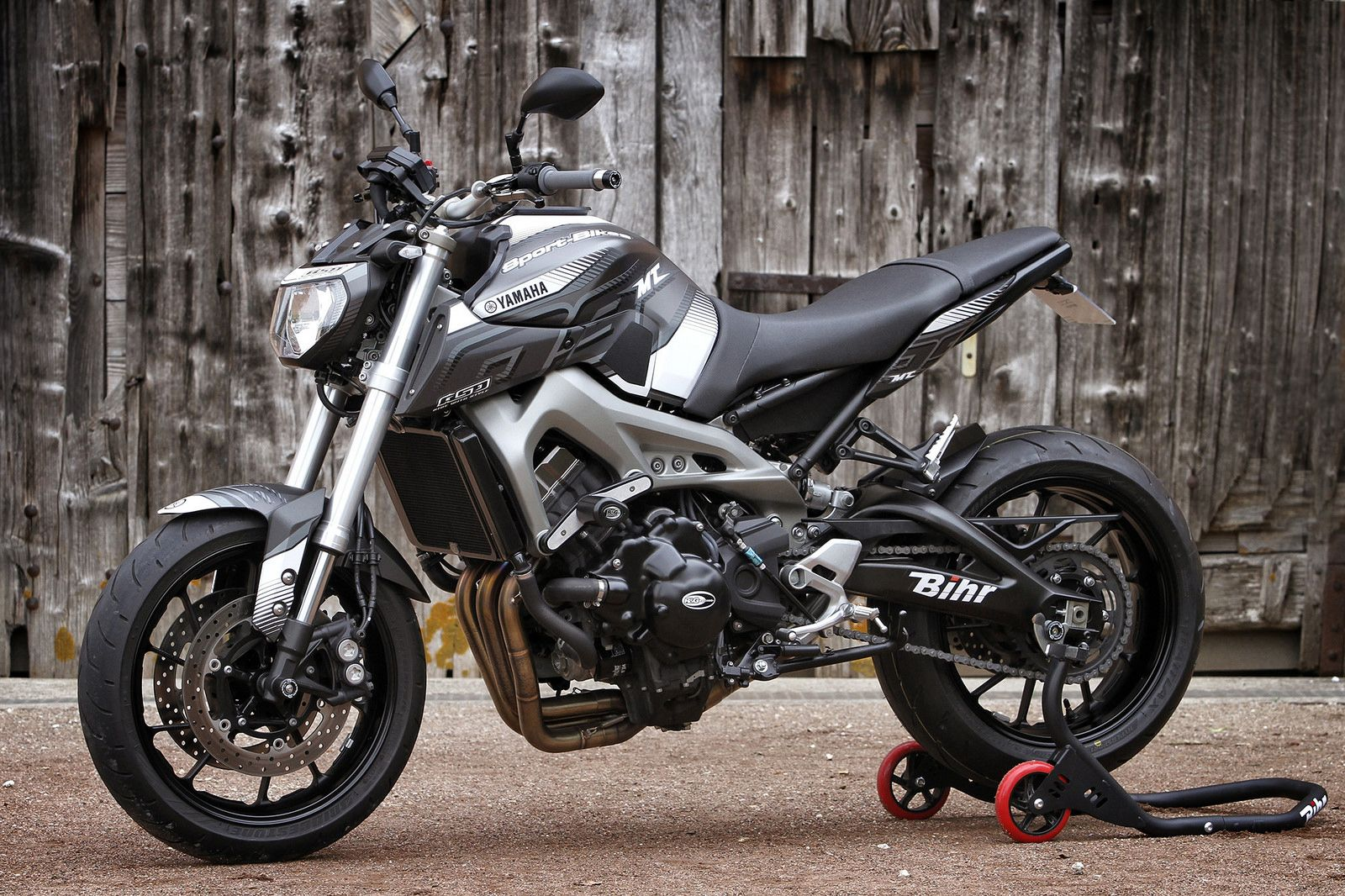Yamaha mt 09 abs sport tracker verkoop pinterest yamaha yamaha sport and mopeds