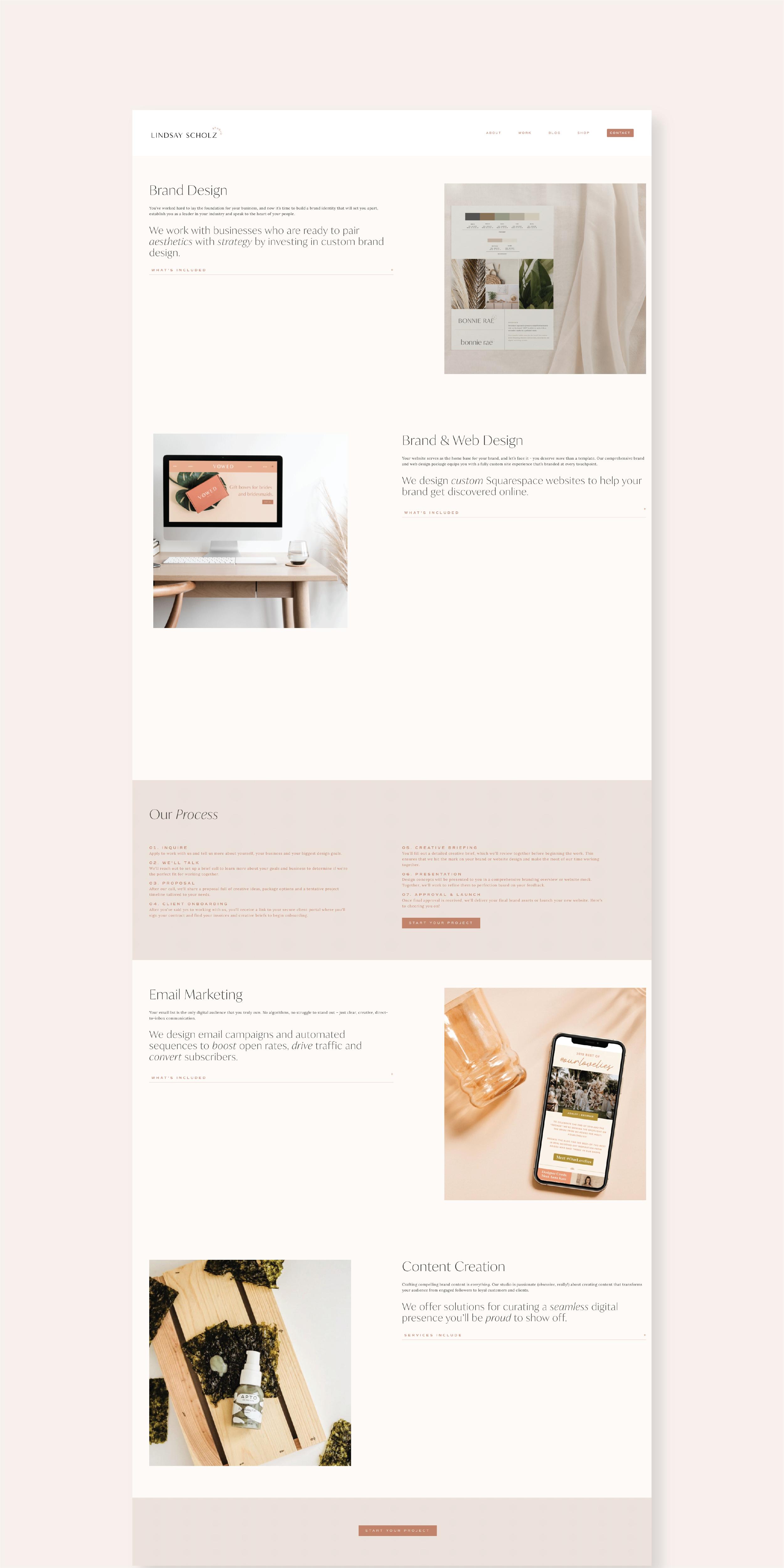 Minimalist Squarespace Website Design Inspiration In 2020 Website Design Inspiration Squarespace Website Design Website Design