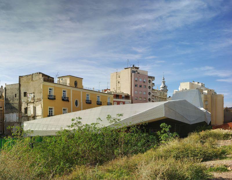Amann Cánovas Maruri | Cubierta para el parque arqueológico del Molinete, Cartagena | HIC Arquitectura