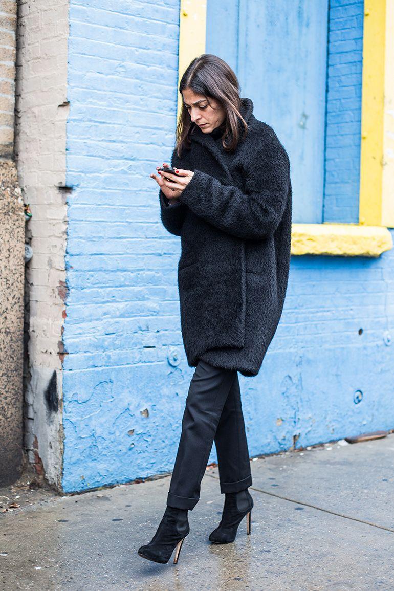 Capucine Safyurtlu street style fashion Pinterest Street