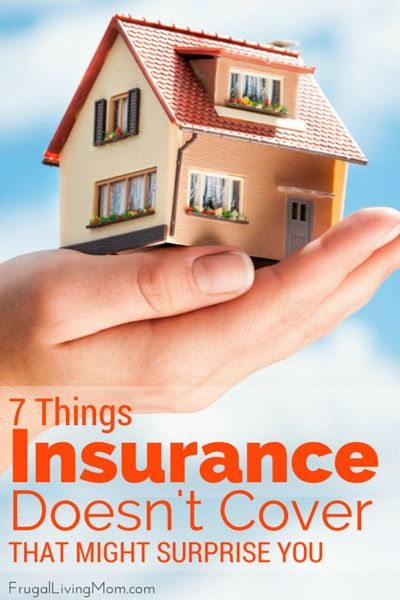 Be Prepared 7 Things Insurance Doesn T Cover That Might Surprise
