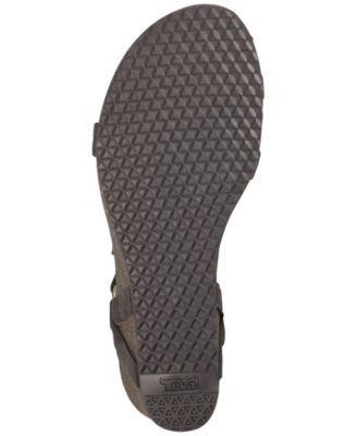 13fe7f0e5d4109 Teva Women s Ysidro Universal Wedge Sandals - Tan Beige 10M
