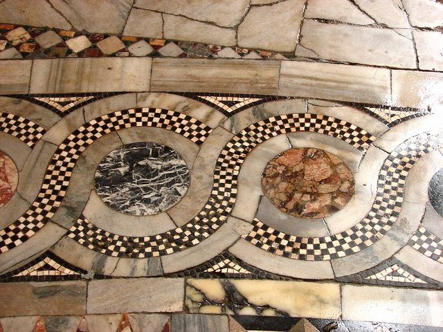 floor mosaics san marco venice - Google Search
